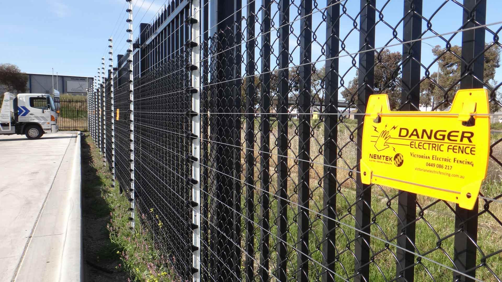 security fencing, victorian electric fencing